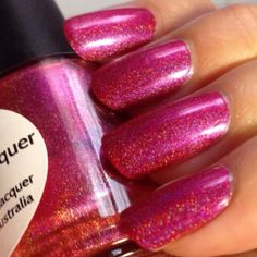 Lilypad Lacquer - Wildflower