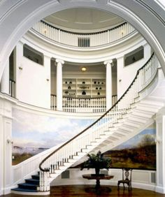 16 Exquisite New England Homes on The Study: The @1stdibs Blog | http://www.1stdibs.com/blogs/the-study/new-england-homes/