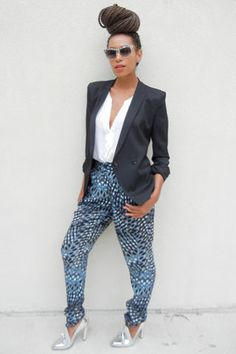 Solange Knowles shares with us her fashion and style choices, day 29