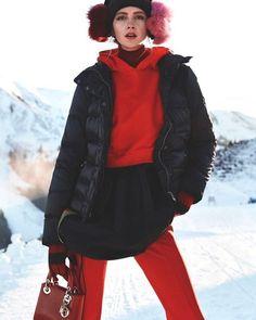 Funkcne a sexy zaroven?! Pruvodce v aktualnim vydani ELLE. @marekmicanek @bayakolarikova @kralicek @adriana_bartosova @zoltan_toth_ @ivonka1401 @davidsportcz @sportalm_kb #outnow #februaryissue #sportychic #babyitscoldoutside  via ELLE CZECH REPUBLIC MAGAZINE OFFICIAL INSTAGRAM - Fashion Campaigns  Haute Couture  Advertising  Editorial Photography  Magazine Cover Designs  Supermodels  Runway Models