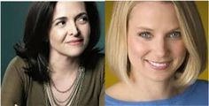 "Sheryl Sandberg & Marissa Mayer: ""Lean In"" and Get Your Butt to the Office!"