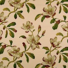 Kasmir Fabric Revival Chintz See sample Cotton TURKEY Martindale Cycles Repeat: Horizontal: 27 inches and Vertical: 25 inches 54 - My Fabric Connection -