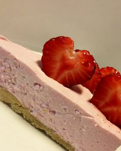 LCHF for livsnytere: Lchf Sommer Hallon / Lime CheeseCake