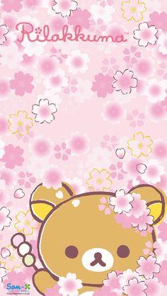 Rilakkuma #sakura (*^o^*)