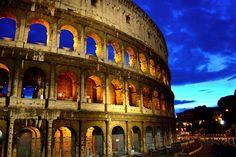 Rome architechture