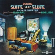 Suite for Flute: Jean-Pierre Rampal Claude Bolling: MP3 Downloads