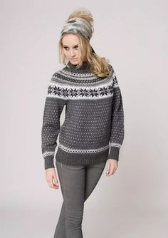 Bilderesultat for nancy kofte Jumper, Men Sweater, Drops Karisma, Ravelry, Drops Baby, Fair Isle Pattern, Baby Vest, Holiday Sweater, Fair Isle Knitting