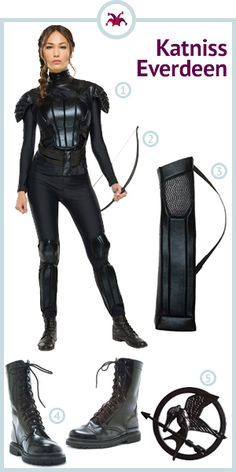 how to dress like katniss everdeen with great costumes and accessories katniss everdeenhalloween costumes - Primrose Everdeen Halloween Costume
