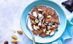 This Unlikely Addition to Porridge Makes It Protein-Rich