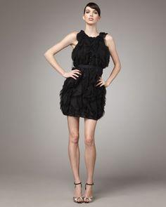 Such a cool dress!