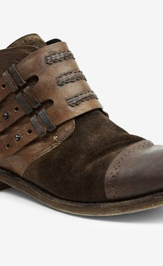 5caa9714bc64 25 best MOMA Schuhe images on Pinterest   Moma shoes, Self and Leather