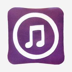 iTunes Pillow
