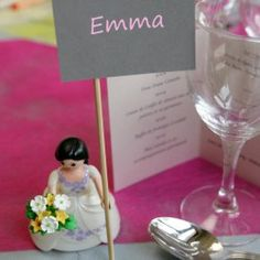 Tischkarten Bildergalerie - Hochzeitsportal24