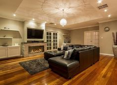 Gehan Homes Stanford Fireplace Floor To Ceiling Fireplace