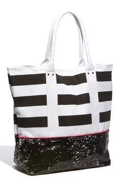 Deux Lux  Resort Stripe - Small  Beach Tote available at Nordstrom Dkny  Handbags, 1d8a04fefd
