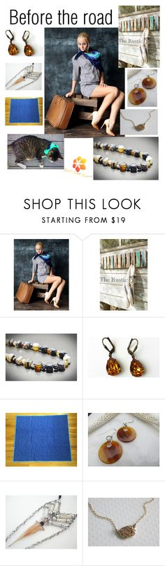 """""""Before the road"""" by varivodamar ❤ liked on Polyvore featuring modern"""