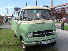 1958 Mercedes-Benz O 319 Midi bus