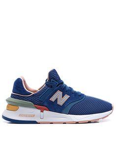 f49369a0704 Tênis Feminino 997 - New Balance - Azul - Shop2gether