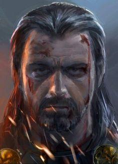 ~Victarion Greyjoy by Nacho Molina~