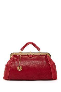 Charles Jourdan Galaxy Handbag @Pascale De Groof