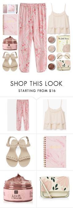 """""""dress lightly"""" by doga1 ❤ liked on Polyvore featuring Oysho, MANGO, Givenchy, Terre Mère and Accessorize"""