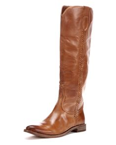 Lucchese Women's Chelsea Boot - Maple