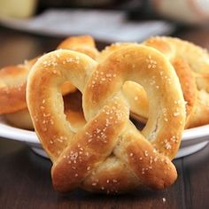 Soft #pretzels: easy, authentic, and completely addicting!