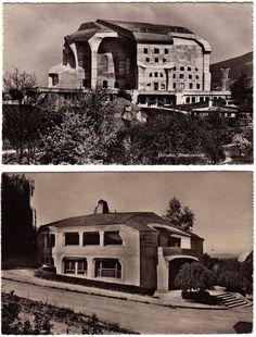 Goetheanum (Rudolf Steiner, 1928)