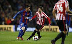 Blog Esportivo do Suíço:  Messi faz mais um de falta, Neymar desencanta e Barça avança na Copa do Rei