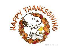 Happy Thanksgiving Peanuts | Happy Thanksgiving :) | Peanuts ~ Charles M. Schulz