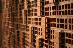 Shining Stars Kindergarten Bintaro / Djuhara + Djuhara - interseting use of air bricks