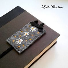 Felt Bookmark Bookclub Gift Teacher Gift School Gifts for