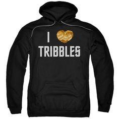 Star Trek: Original Series: I Heart Tribbles Hoodie