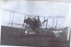 Royal aircraft factory F.E.8 1916