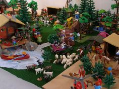 2010 Playmobil Exhibitions around the World