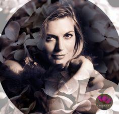 Nina Bott - Filmstar - Hollywood Styling - Fotoshooting - Make up Schablone Cinderalice - konturieren und highlighten - Foto Make up - DIY Workshop - Make up selbst machen