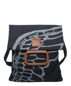 Midnight Safari Flap Crossbody Bag