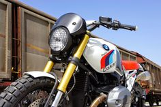 BMW R Nine T #LuisMoto