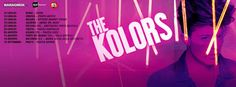 TG Musical e Teatro in Italia: The Kolors Live 2015- Prevendite da oggi.