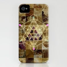 Divine Earth    by Angelo Cerantola  iPhone Case / iPhone (4S, 4)    $35.00