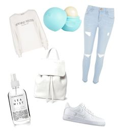 """""""Letní outfit"""" by jana-zy on Polyvore featuring Wildfox, River Island, NIKE and Mansur Gavriel"""