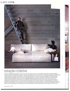CASA VOGUE BRASIL - MYWORLD, design Philippe Starck