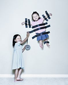 101 uses for gaffers tape by jwlphotography, via Flickr