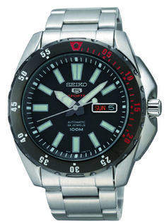 Seiko 5 Sports, SRP361K1. Rolex Watches, Watches For Men, Casio Watch, Jewels, Sports, Favorite Things, Stuff Stuff, Tactical Watch, Accessories