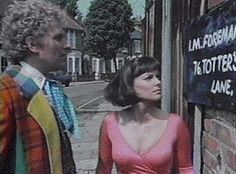 From the Archives of the Timelords Born 8 June 1943 Colin Baker portrayed the sixth incarnation of the Doctor from the end of The Caves of Androzani (1984) until the end of The Trial of a Time Lord (1986). He also portrayed Commander Maxil in Arc of Infinity (1983). Age during show: Arc of Infinity 39 years .. The Caves of Androzani 40 years .. The Ultimate Foe 43 years .. Dimensions In Time 50 years 2002 birthday: 59th