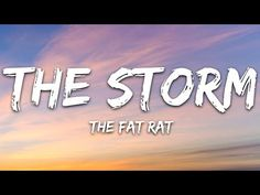 TheFatRat & Maisy Kay - The Storm (Lyrics) - YouTube Music Songs, Music Videos, Fnaf Song, Twitch Tv, Music Publishing, I Fall, Lyrics, Neon Signs, Clouds