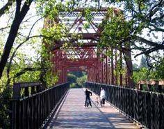 Fair Oaks Bridge by Myrl Jeffcoat