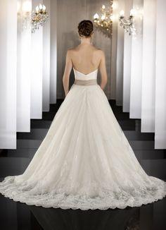 Martina liana at the white flower bridal boutique bridal the white flower bridal boutique fairytales bridal boutique martina liana 437b no jacket mightylinksfo