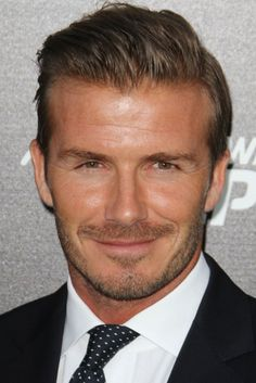 Swell Models David Beckham Haircut And New Hair On Pinterest Short Hairstyles Gunalazisus