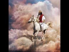 Christ on a White Horse FULFILLED!  Don't let your blasphemous preachers fool you.  This is war against God, and God always wins.